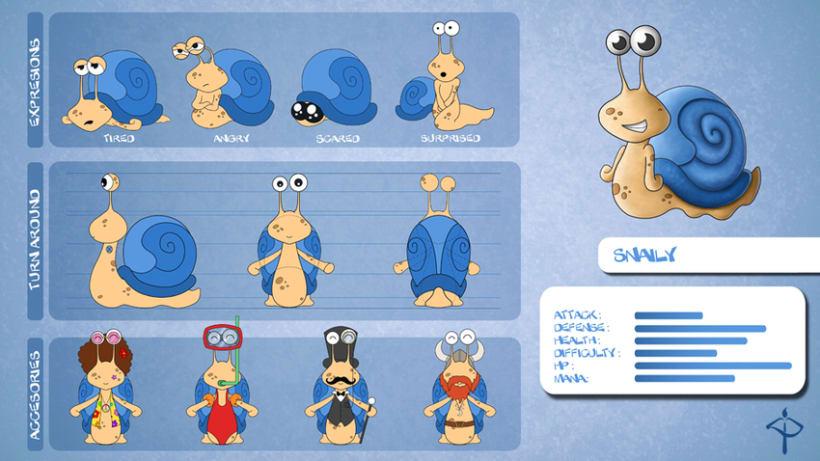 Character Desgin & Props 6