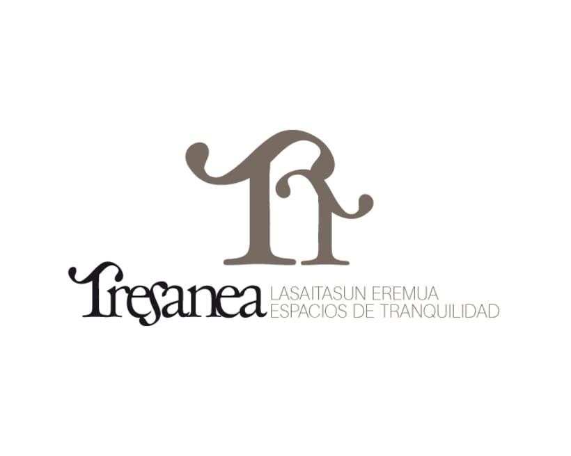 Diseño de marca para Tresanea Apartamentos Turísticos 0