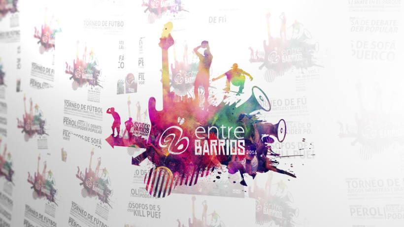 #entreBARRIOS 2014 fest 0