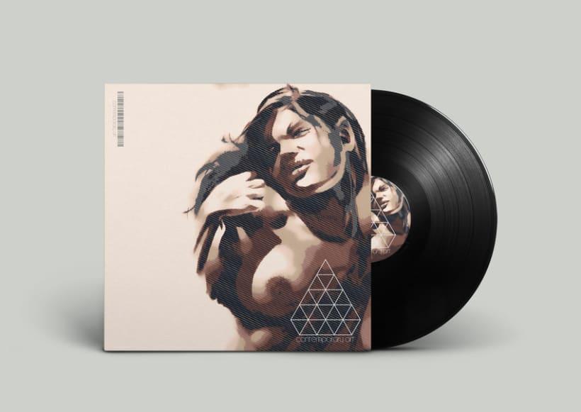 Vinyl Record CONTEMPORARY ART 1