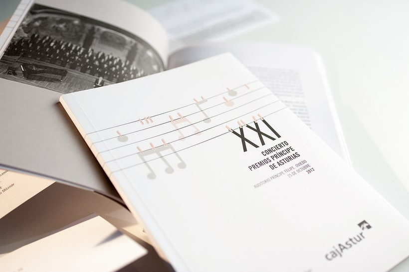 XXI Concierto Fundación Príncipe de Asturias 2