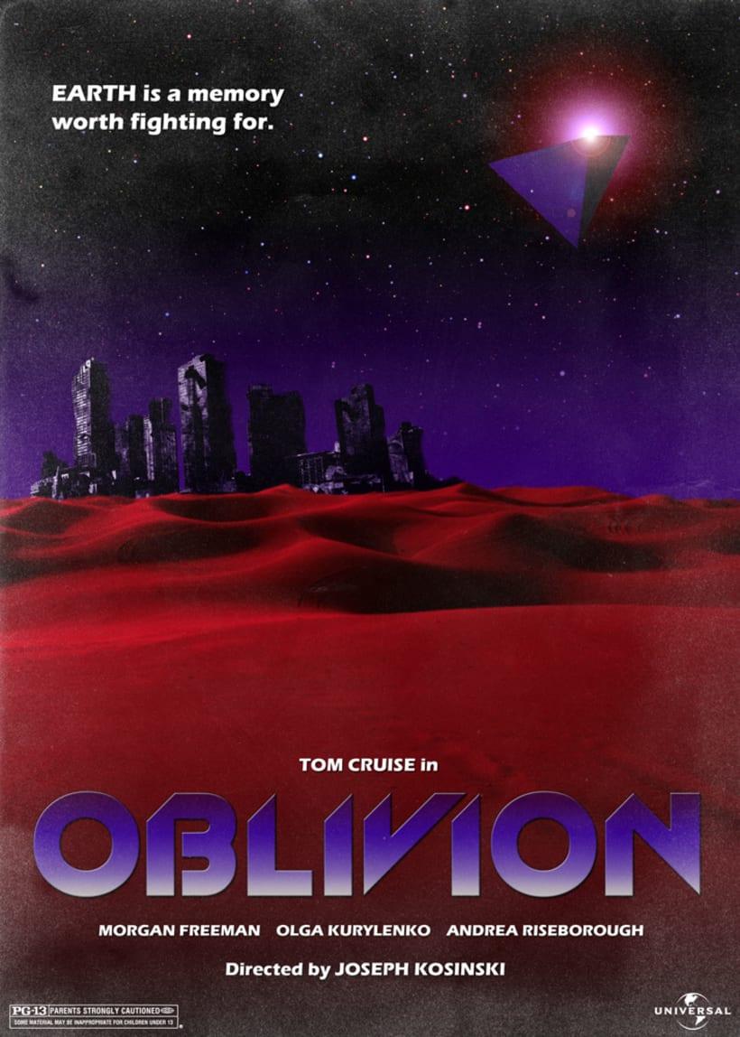 Retro-Posters de Cine 1