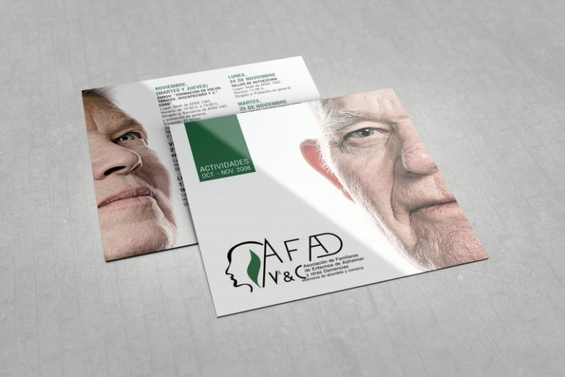 Flyer: AFAD -1