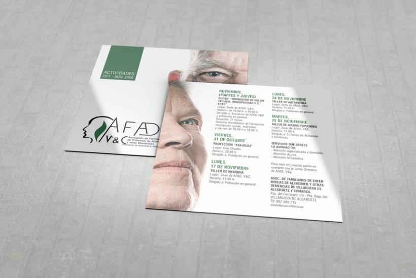 Flyer: AFAD 0