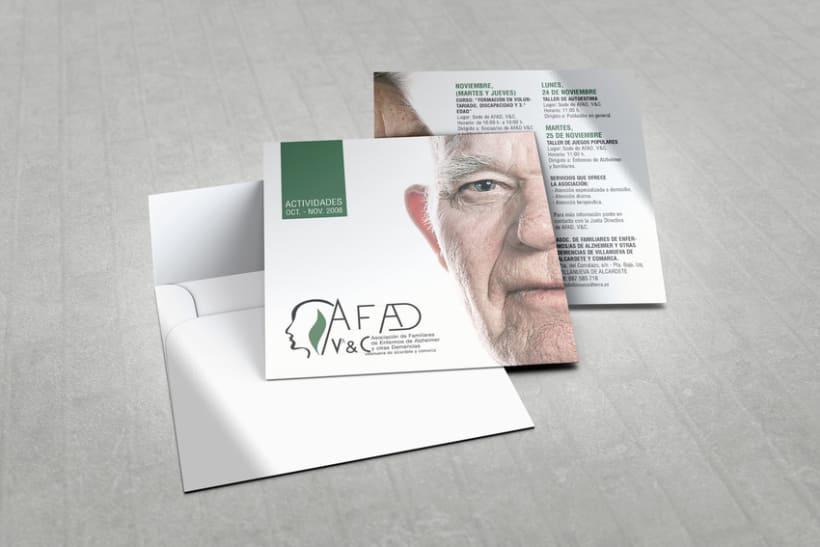 Flyer: AFAD 5