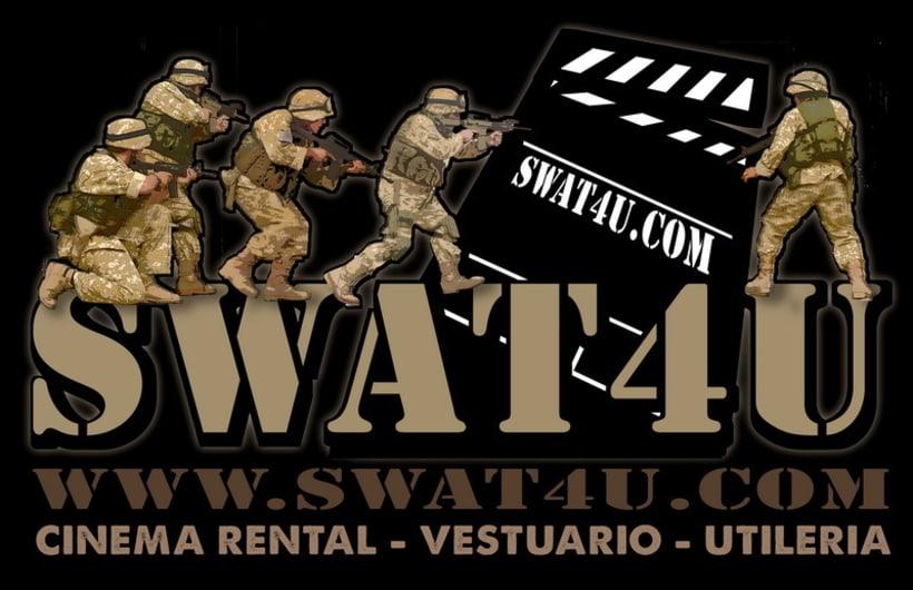 swat4u - vestuario - utileria - atrezzo 0