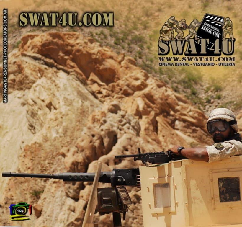 swat4u - vestuario - utileria - atrezzo 2