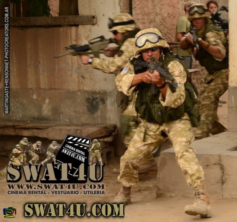 swat4u - vestuario - utileria - atrezzo 3