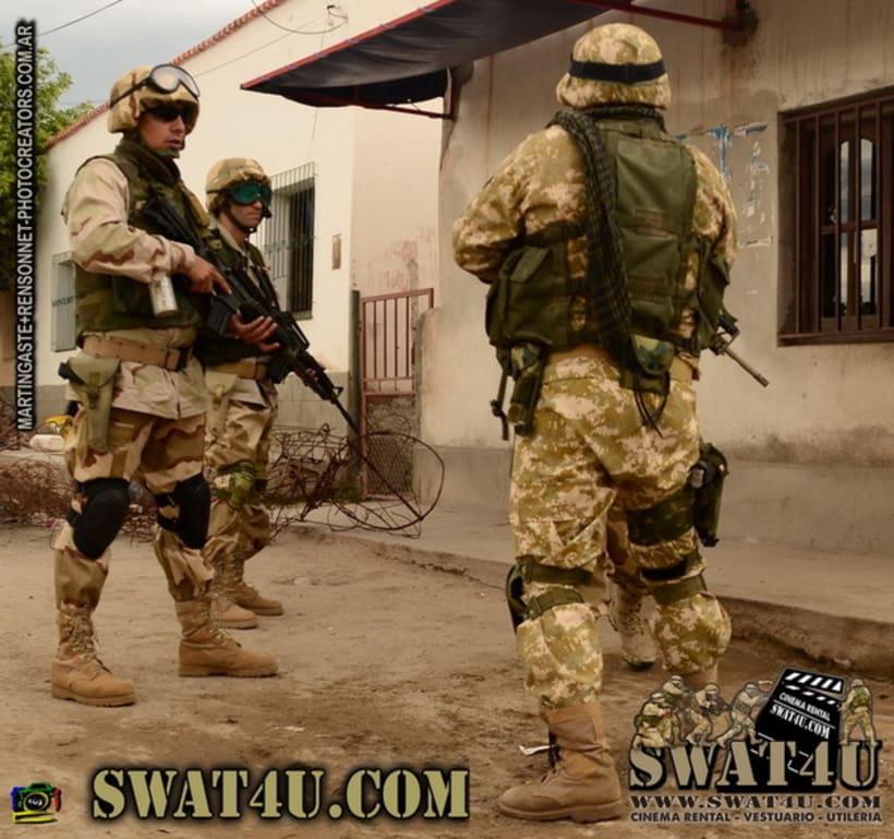 swat4u - vestuario - utileria - atrezzo 4