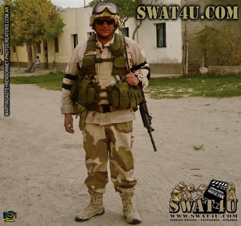 swat4u - vestuario - utileria - atrezzo 5