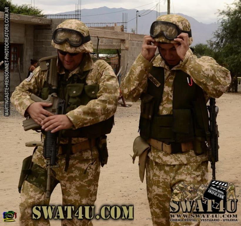 swat4u - vestuario - utileria - atrezzo 6