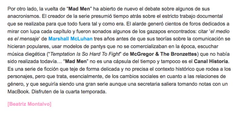 'Mad Men' 5