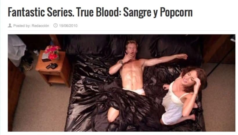 'True blood' -1