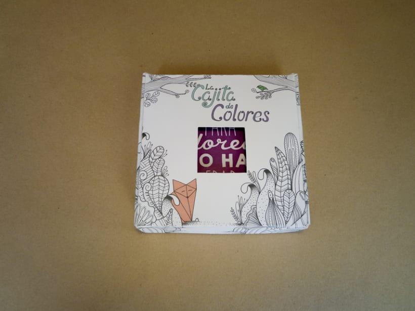 La Cajita de Colores by Marova 0