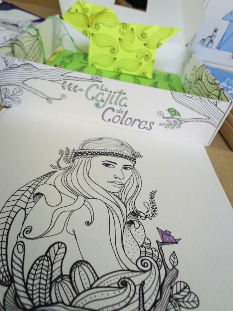 La Cajita de Colores by Marova 11