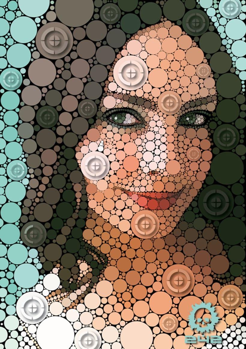 Circles - Rosalia Reyes Campuzano 1
