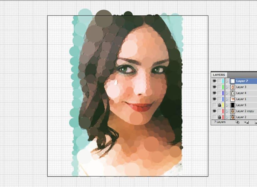Circles - Rosalia Reyes Campuzano 5