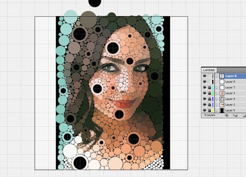 Circles - Rosalia Reyes Campuzano 8
