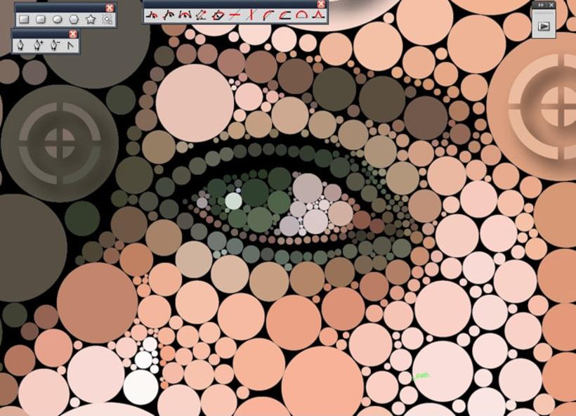 Circles - Rosalia Reyes Campuzano 9