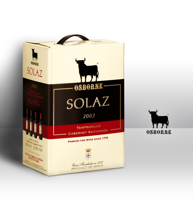 "Bag in Box ""Solaz"" 1"