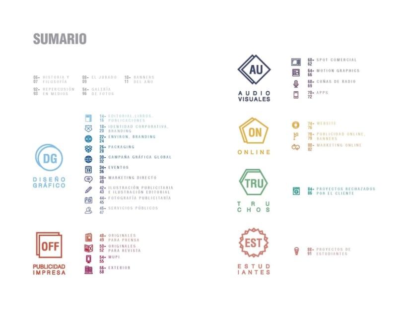 Premios de Publicidad Agripina. Anuario 2013 3