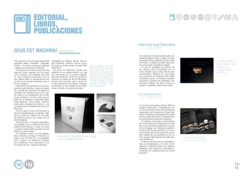 Premios de Publicidad Agripina. Anuario 2013 5