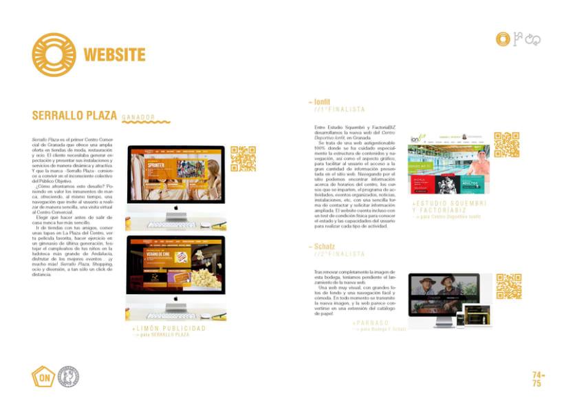 Premios de Publicidad Agripina. Anuario 2013 9