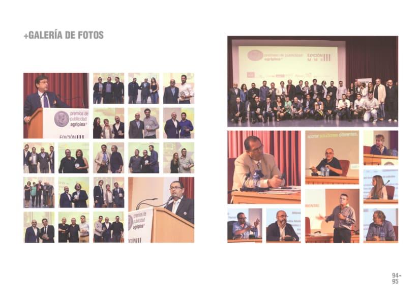 Premios de Publicidad Agripina. Anuario 2013 12