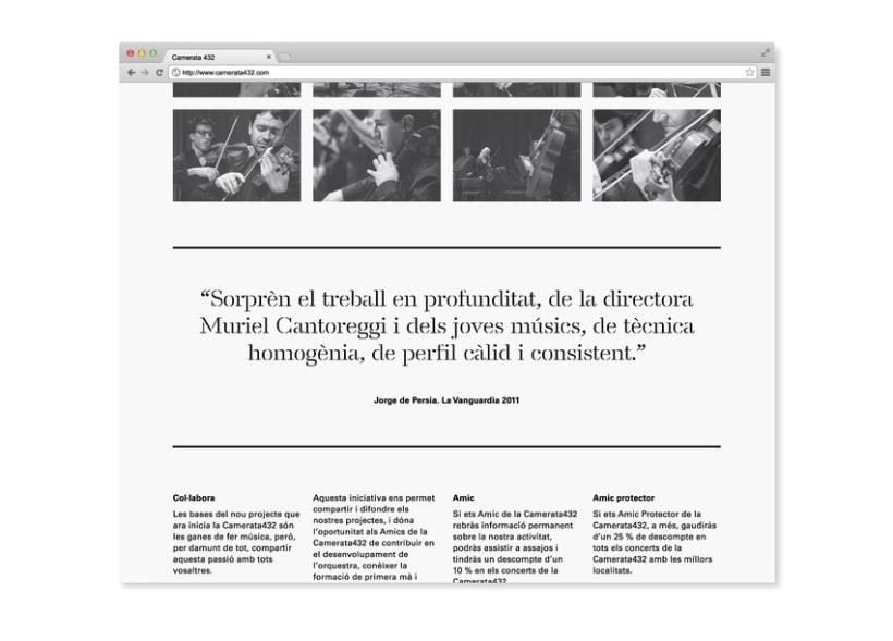 Orquesta Camerata 432 2