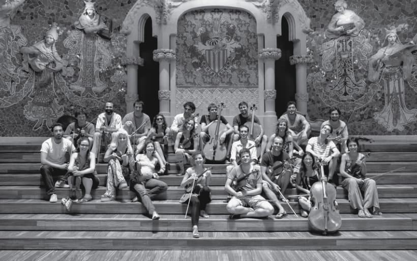 Orquesta Camerata 432 9