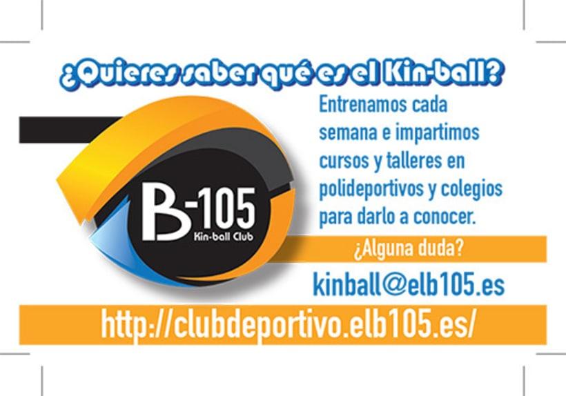 Club deportivo B-105 7