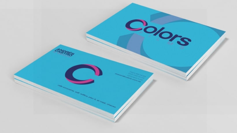 COLORS & FILMS [branding] 10