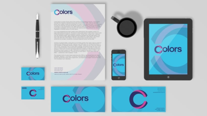 COLORS & FILMS [branding] 11