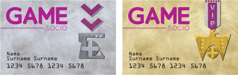 Ganador del concurso de renovación de tarjetas GAME 5