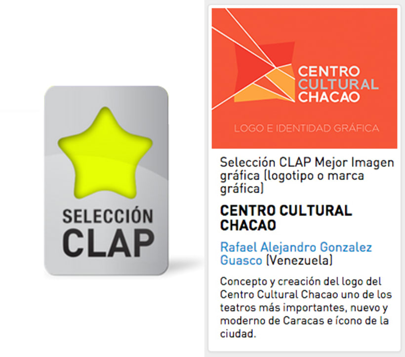 CENTRO CULTURAL CHACAO [branding] 8