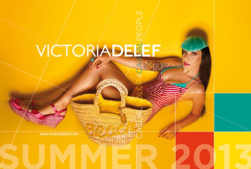 Victoria Delef Spring-Summer 2013 2