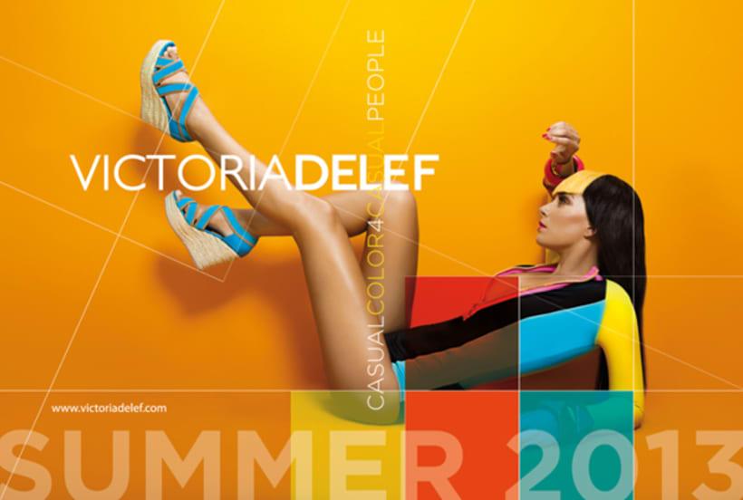 Victoria Delef Spring-Summer 2013 1