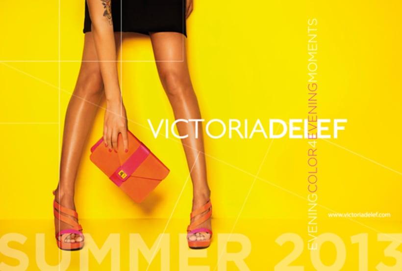 Victoria Delef Spring-Summer 2013 6