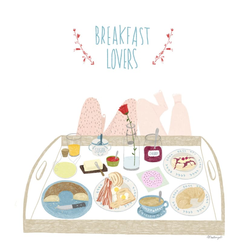 Breakfast Lovers 0