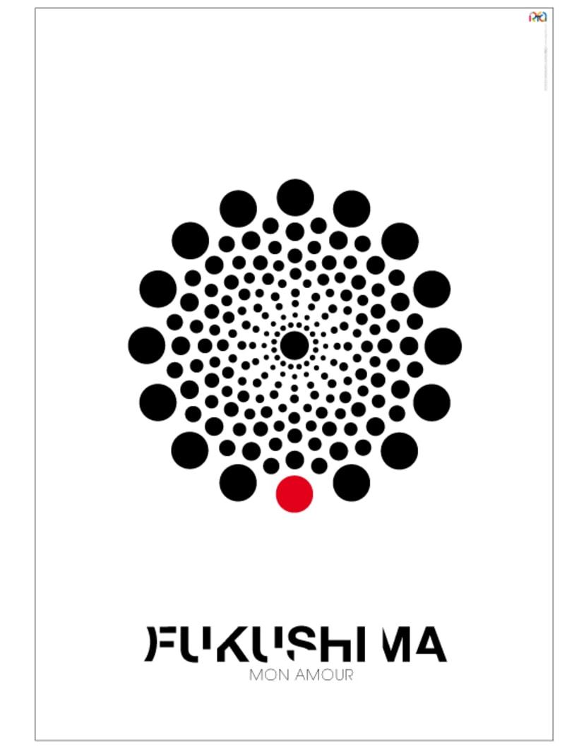 Cartel Fukishima 0
