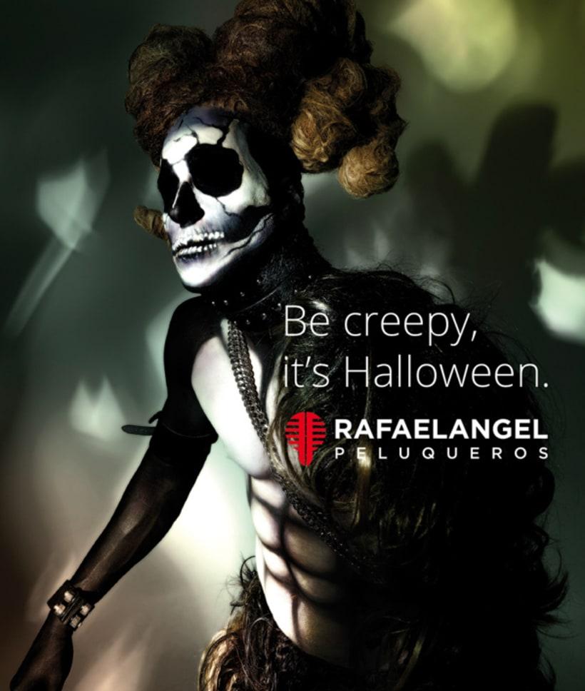 Rafaelangel Peluqueros Branding & Web 0