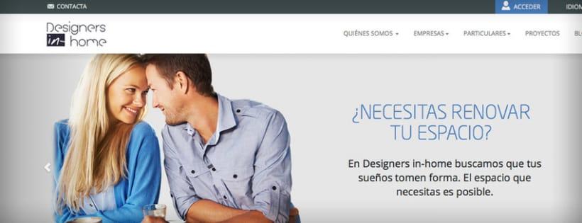 Designers in-home, diseño de interiores on-line -1
