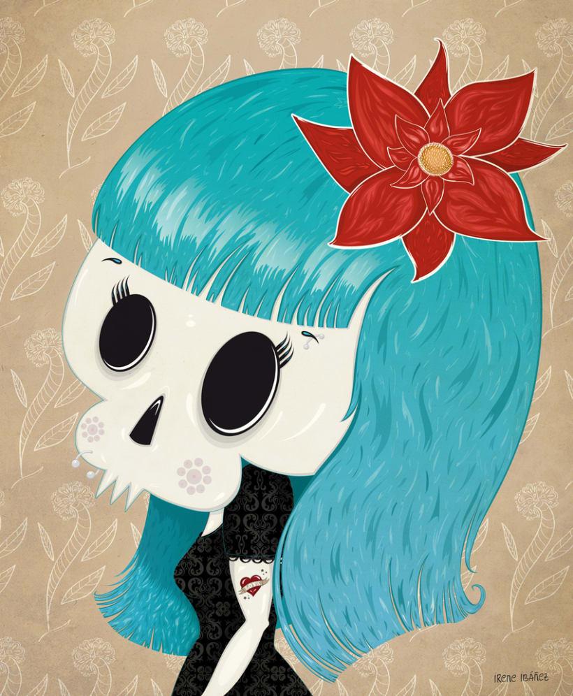 Skull ♥ Love 0