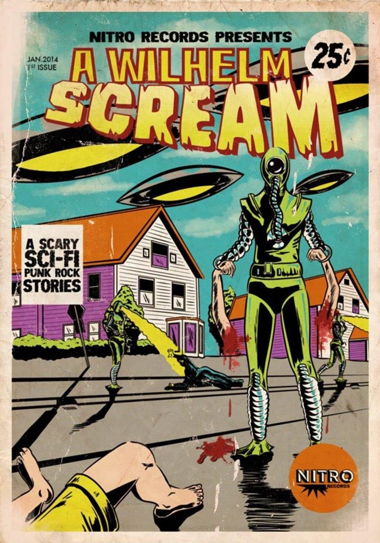 A Wilhelm Scream Shirt Design 1