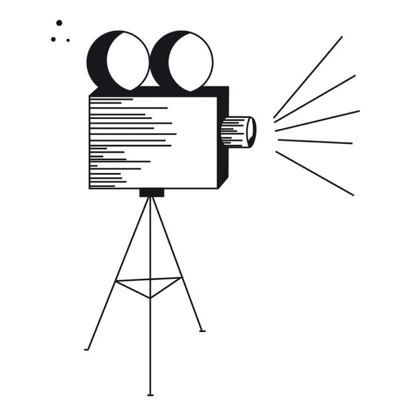Proyecto NegreBlanc. Ilustraciones en Blanco y Negro 3