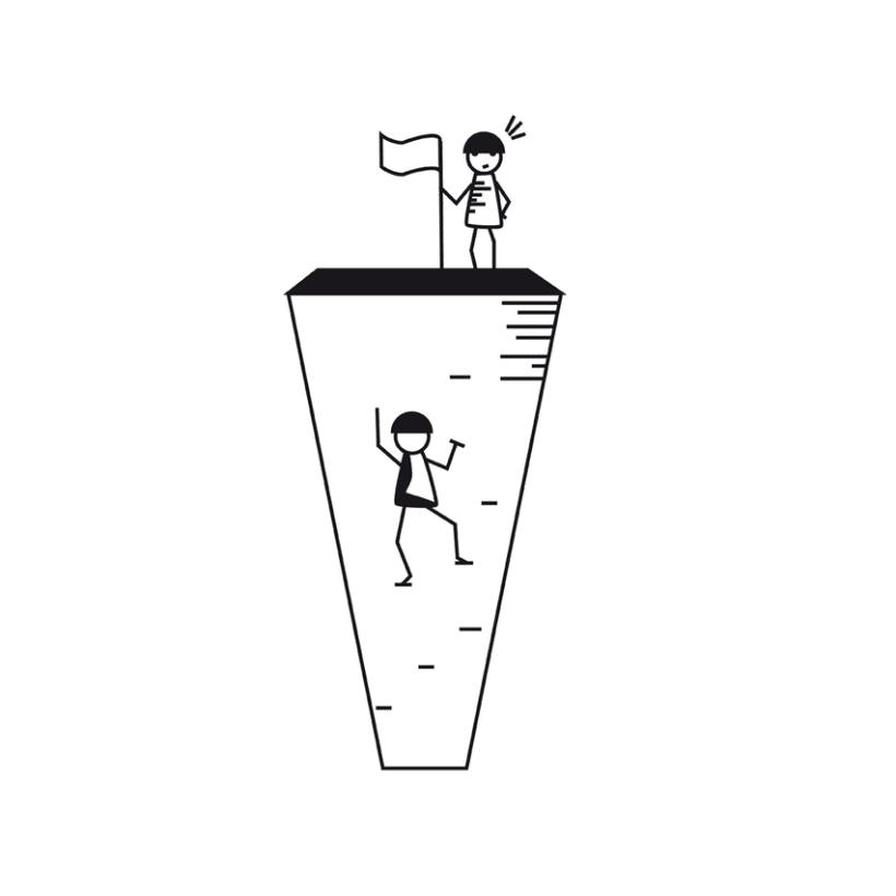Proyecto NegreBlanc. Ilustraciones en Blanco y Negro 5