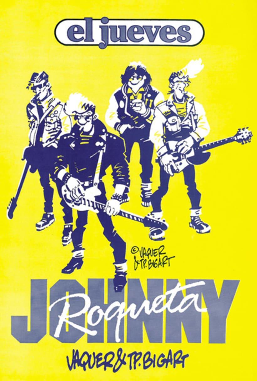 La Banda de Johnny Roqueta 1