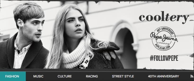 Blog oficial de Pepe Jeans London  1