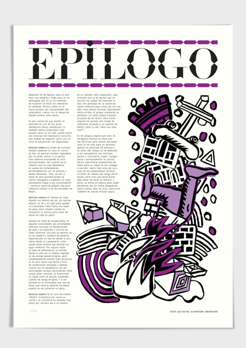 GO Skateboarding Magazine 6