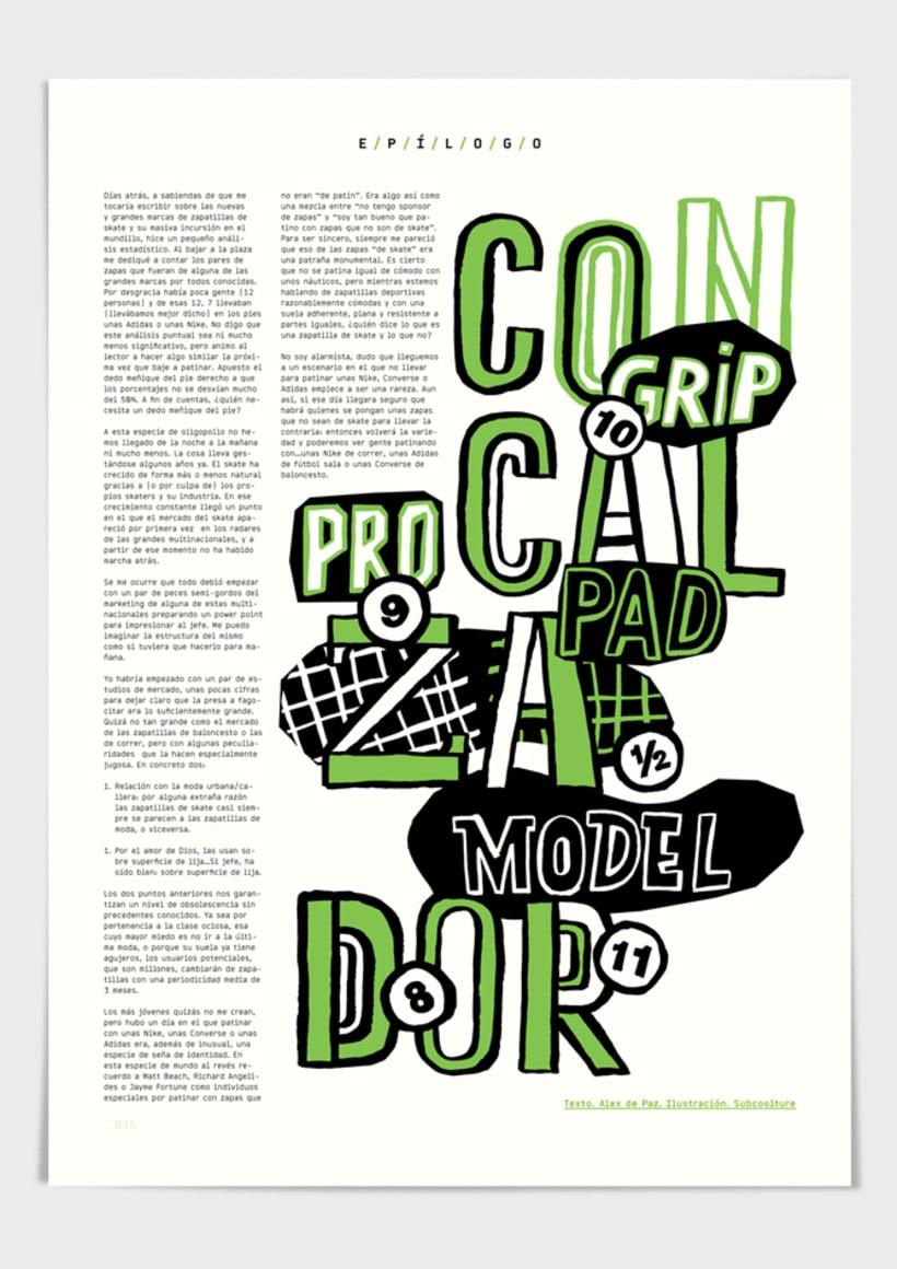 GO Skateboarding Magazine 1